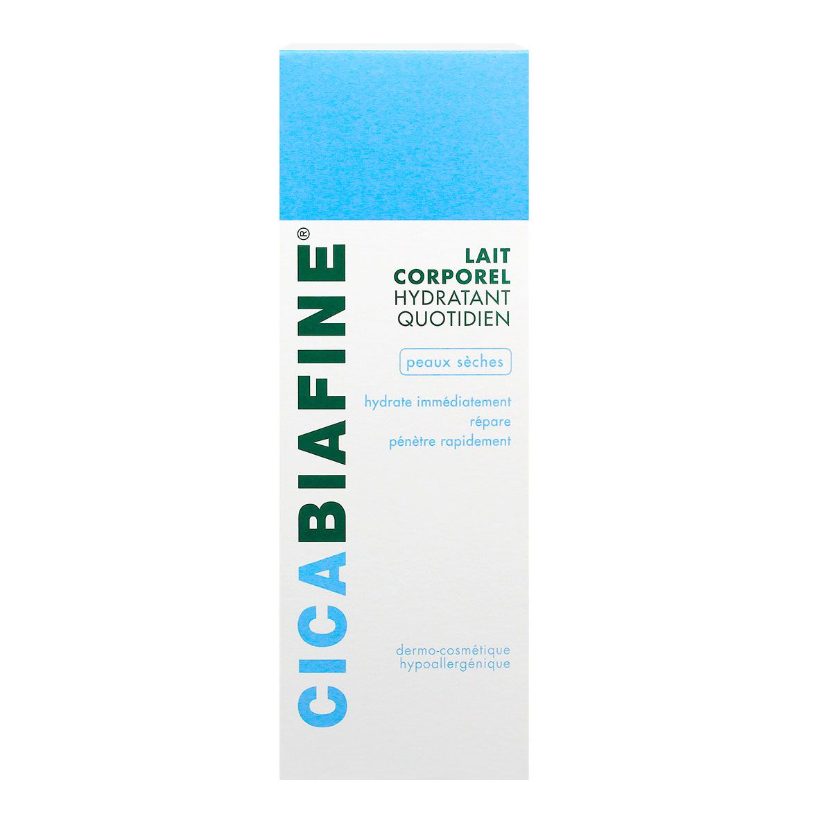 Lait corporel hydratant quotidien 200ml