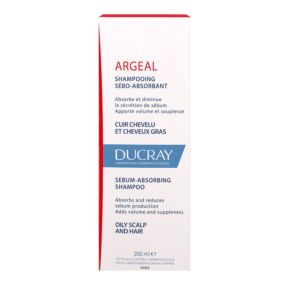 Argeal shampoing 200ml