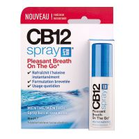 CB12 spray menthe 15ml