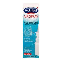 Air spray nez bouché 10ml