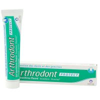 Arthrodont Protect gel dentifrice fluoré