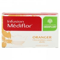 Oranger infusion 24 sachets