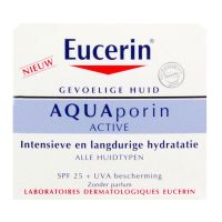Aquaporin Active soin SPF25 50ml