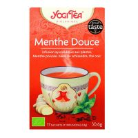 17 infusions menthe douce