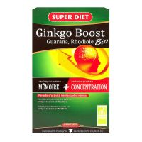 Ginkgo boost 20x15ml