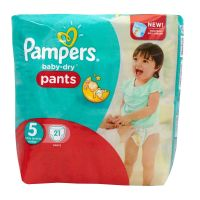 Baby-dry pants 21 couches 12-18kg