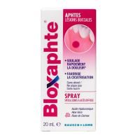 Bloxaphte spray adulte 20ml