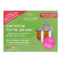 Keratine Forte sérum 15x9ml
