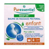 Resp Ok baume massage enfant 60ml