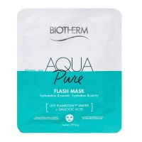 Biotherm	Aqua Pure Flash mask pureté 1 sachet