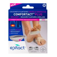 Comfortact Plus 2 coussinets plantaires taille M