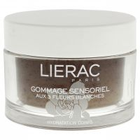 Gommage aux 3 fleurs blanches 175ml