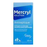 Mercryl solution 125ml
