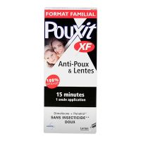 XF lotion anti-poux & lentes 15 minutes 200ml