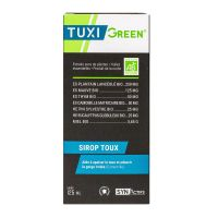 Tuxi Green sirop toux bio 125ml