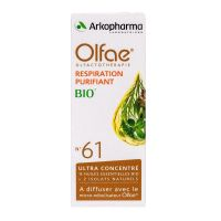 Olfae respiration purifiant bio n°61 5ml