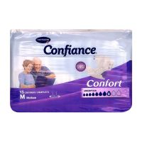 Confort 15 changes complets journée sereine 8G - M