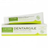 Dentargile plaque dentaire anis
