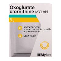 Oxoglurate d'ornithine 10x5g