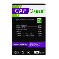 CAPGreen cheveux & ongles bio 90 gélules
