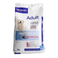 HPM Chien Adult Neutered L&M 3kg