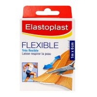 Pansement flexible 10 bandes x 6cm