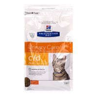 Chat c/d Multicare Urinary poulet 1,5kg