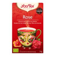 17 infusions rose