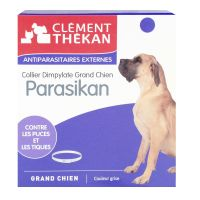 Parasikan collier antiparasitaire grand chien