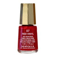 Mini Color vernis 5ml - 57 Red Vinyl