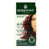 Soin colorant FF1 rouge henné