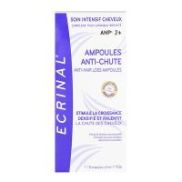 ANP 2+ ampoules anti-chute 8x5ml