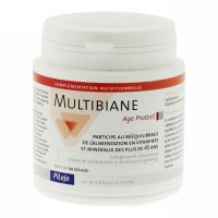 Multibiane Age Protect + 45 ans 120 gélules