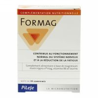 Formag contre fatigue 30 comprimés