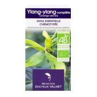 Huile essentielle ylang-ylang 10ml