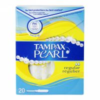 Pearl régulier 20 tampons applicateur