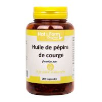 Huile pépins courge 200 capsules
