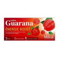 Extra guarana énergie boost 7x10ml