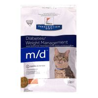 Chat m/d Weight Management Diabetic 1,5kg