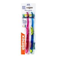 2 brosses à dents junior 6-12 ans