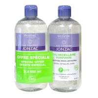Pure eau micellaire purifiante 2x500ml