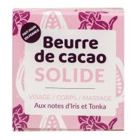 Beurre de cacao rose solide 54ml