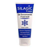 Silagic Freez gel surconcentré froid 100ml