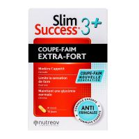Slim Success 3+ coupe-faim extra-fort 30 gélules