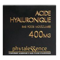 Acide hyaluronique 400mg