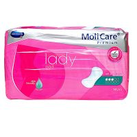 Lady Pad 14 protections anatomiques 3G