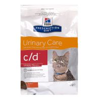 Chat c/d Urinary Stress poulet 4kg