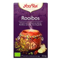 17 infusions Rooibos