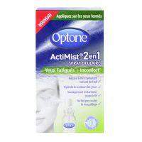 ActiMist 2en1 yeux fatigués 10ml
