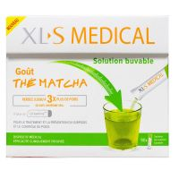 Solution buvable thé matcha 90 sachets